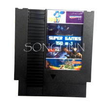 Top 150 in 1 Cartridge for 72 Pin 8 Bit Video Game Console with Rockman 1 2 3 4 5 6 TURTLES Contra Kirbys Adventure Castlevania
