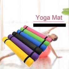 Yoga Blanket Mattress Gym Sport Home-Workout Carpet-Pad EVA Non-Slip Training Folding