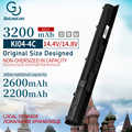 3200 мАч ноутбука Батарея для hp KI04 HSTNN-DB6T HSTNN-LB6S TPN-Q158 TPN-Q160 800050-001 аккумулятор большой емкости павильон 14-ab011TX 15-ab038TX