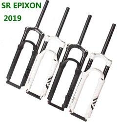 SR SUNTOUR widelec EPIXON MTB widelec EPICON 26/27.5/29er górski widelec rowerowy zawieszenie tłumienia powietrza z przodu widelec 2019