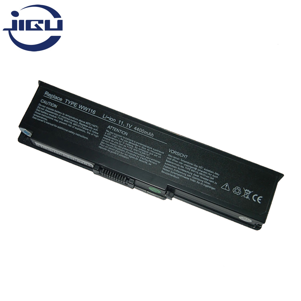 JIGU OEM Replacement Laptop <font><b>Battery</b></font> WW116 312-0543 312-0584 451-10516 FT080 FT092 KX117 NR433 For <font><b>Dell</b></font> <font><b>Inspiron</b></font> <font><b>1420</b></font> Vostro 1400 image
