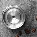 Rvs Herbruikbare Grote Cup (G2) voor Nespresso Vertuoline Koffie Capsule Filter Espresso Voor Nespresso Vertuo Gca1 & Delonghi