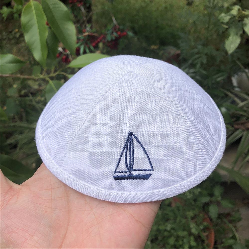 Льняной кипот, KIPPOT, кепки KIPPAH, YARMULKES, CIPA, еврейские кепки