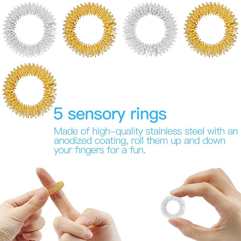 Sensory Toys Set Fidget Toys for Kids and Adults Relieves Stress Special Need Toys Assortment img3