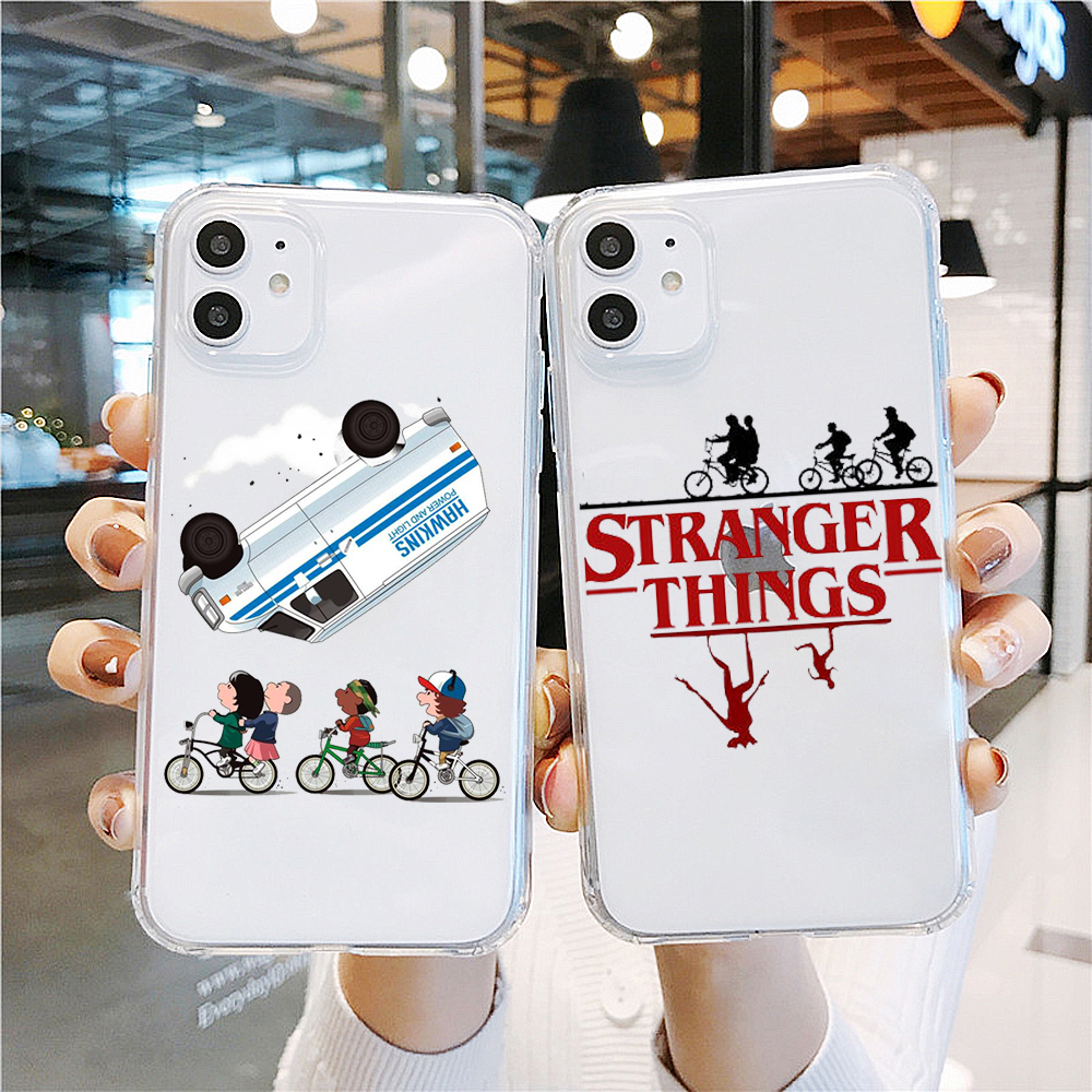 PUNQZY <font><b>Stranger</b></font> <font><b>Things</b></font> <font><b>Phone</b></font> <font><b>Case</b></font> For <font><b>Huawei</b></font> P30 <font><b>P20</b></font> MATE 20 P10 P9 P8 MATE 10 <font><b>LITE</b></font> Soft TPU <font><b>Case</b></font> Transparent Series LOVE <font><b>CASE</b></font> image