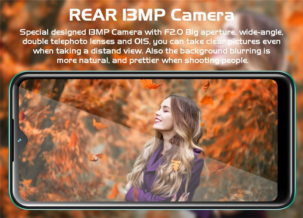 REAR 13MP Camera