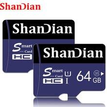 Cartão de memória 64gb 128gb carte micro sd cartão s 8gb 16gb 32gb mini tf cartões de memória de alta velocidade