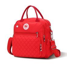 Women Travel Backpakc for Baby Nursing Mom Diaper Bag Waterproof Nylon Nappy Maternity 5 Colors