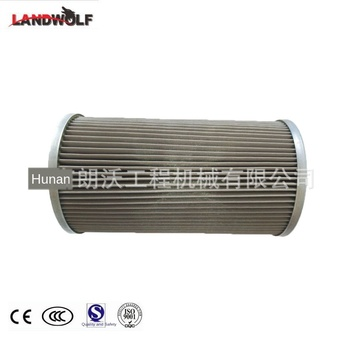 Construction Machinery Original Accessories Trinity Crane Excavator Whole Car Engine Oil Fuel Hydraulic Filter Core O02-01830 image