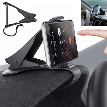 Uchwyt samochodowy do telefonu uchwyt do pulpitu stojak do BMW E60 Ford focus 2 Kuga Mazda 3 cx-5 Volkswagen Polo Golf 4 6 GTI tanie i dobre opinie CN (pochodzenie) Black mobile phone smart phone PDA MP4 devices which 3-6 5 inch Aroma air vent holder Cellphone Car Holder