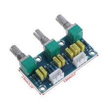 Volumen Control HIFI Verstärker Passive Tone Bord Höhen Bass Preamp Bord ND998