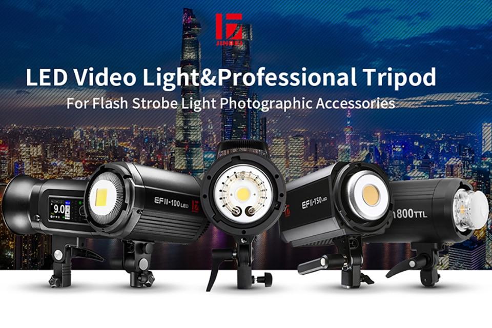 Hf3d01edaa14a46a79a30b566ac0c0818n WalkingWay 18 inch LED Ring Light with Tripod Dimmable Photographic Lighting Studio Video light for tik tok Makeup Youtube Live