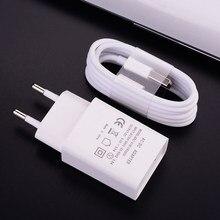 5 в 2 а зарядный кабель Xiaomi Redmi Note 9 8t быстрая зарядка USB настенное зарядное устройство для телефона Samsung Huawei Шнур Micro Usb адаптер Type-C