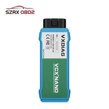 Vxdiag-escáner automotriz v5.1.6, WIFI, compatible con UDS, V-AG, para Audi/Skoda