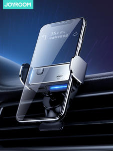 Stand Phone-Holder Air-Vent-Mount-Holder Universal Automatic-Adjustment Electric Mini
