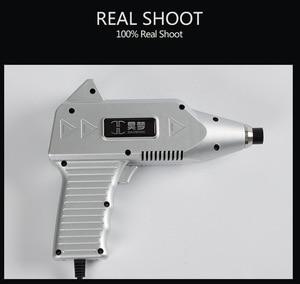 Image 3 - Новый 1500N инструмент для стимуляции позвоночника и спины, 16 уровней, импульсный массажный инструмент, Health Care, регулируемый инструмент для хиропрактики, пистолет для коррекции