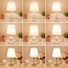 Crystal Table Lamp LED Bedside Lamp Modern Bed Lamp For Living Room Bedroom Desk Lamp Art