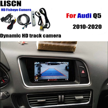 HD Reversing Camera For Audi Q5 2010~2020 Interface Adapter