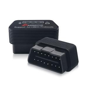 Image 3 - Wifi Bluetooth ELM327 OBD2 II herramientas de diagnóstico de coche para Infiniti Suzuki Subaru AMG Mercedes Benz DE LA CIA W204 W210 W221 W211 escáner