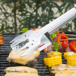 ROXON 6-in-1 BBQ Multi Tool, stainless steel barbrcue Grill Tool, Spatula, Fork, Barbecue Tongs, Bottle Opener,multitool