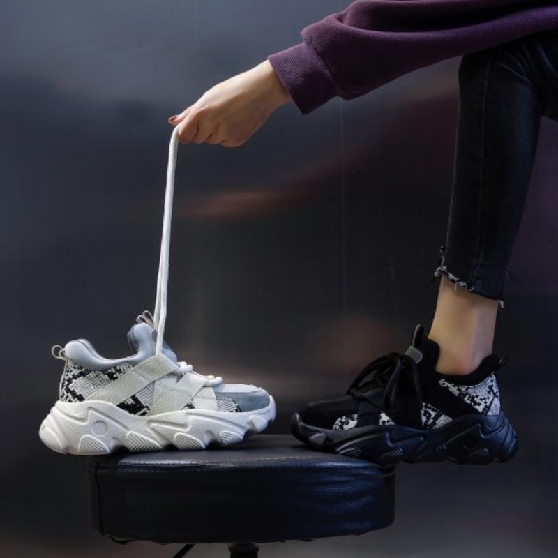 Женские кроссовки с принтом taofen, кроссовки из натуральной кожи на вулканизированной подошве, Размеры 35-42