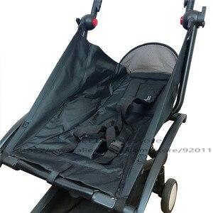 Image 2 - Carrinho de bebê assento pano atualizar babyzen yoyo carrinho de criança para yoya 175 recém nascidos assento almofada carrinho de bebê carrinho de bebê carrinho de criança acessórios