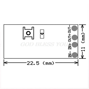Image 5 - אור מתג מקלט מודול 5V 12V 24V 433Mhz אלחוטי שלט רחוק LED תאורת בקר RF משדר זרוק חינם