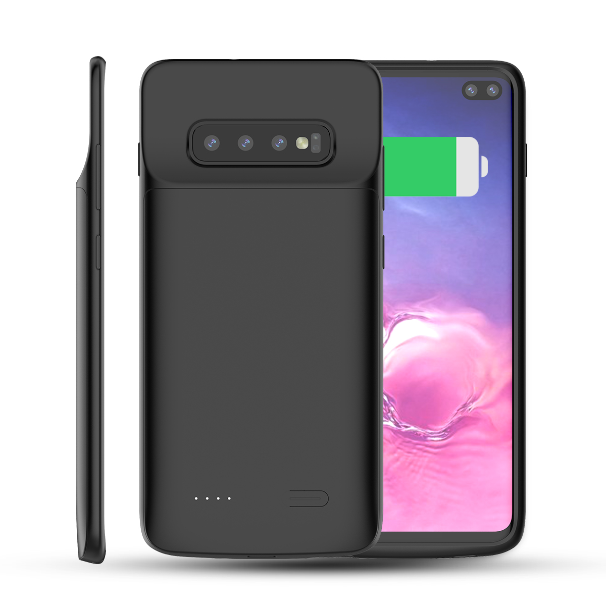 2020 5000mAh For Samsung Galaxy S10 S10 Plus Battery Charger Case Extenal Power Bank Case For Samsung S10e