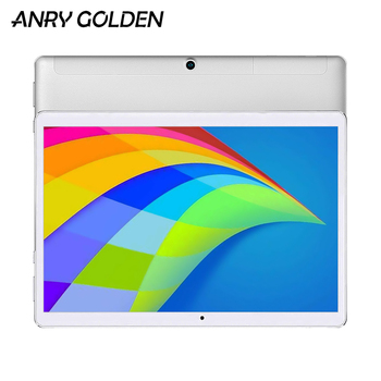 ANRY 10.1 inch 4G LTE Android Tablet Phone Call Tablets PC Deca Core 1920*1200 FHD IPS 3GB RAM 32GB ROM Bluetooth GPS  MTK6797 voyo i8 max lte 4g phablet tablet pc android 7 1 10 1 mtk6797 deca core 4gb 64gb 13mp 4g phone call tablet pc otg dual sim gps