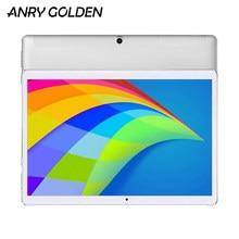 Anry 4g lte android tablet chamada de telefone 10.1 polegada tablets pc deca núcleo 1920*1200 fhd ips 4gb ram 64gb rom bluetooth gps mtk6797