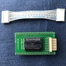 Xgecu sop56 adaptador, não há necessidade de solda chip, suporte am29bl802cb am29bl162cb apenas no programador t56