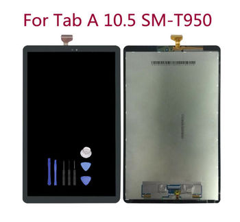 """Touch Digitizer Screen LCD Assembly For Samsung GALAXY Tab A 10.5"""" T590 T595"""