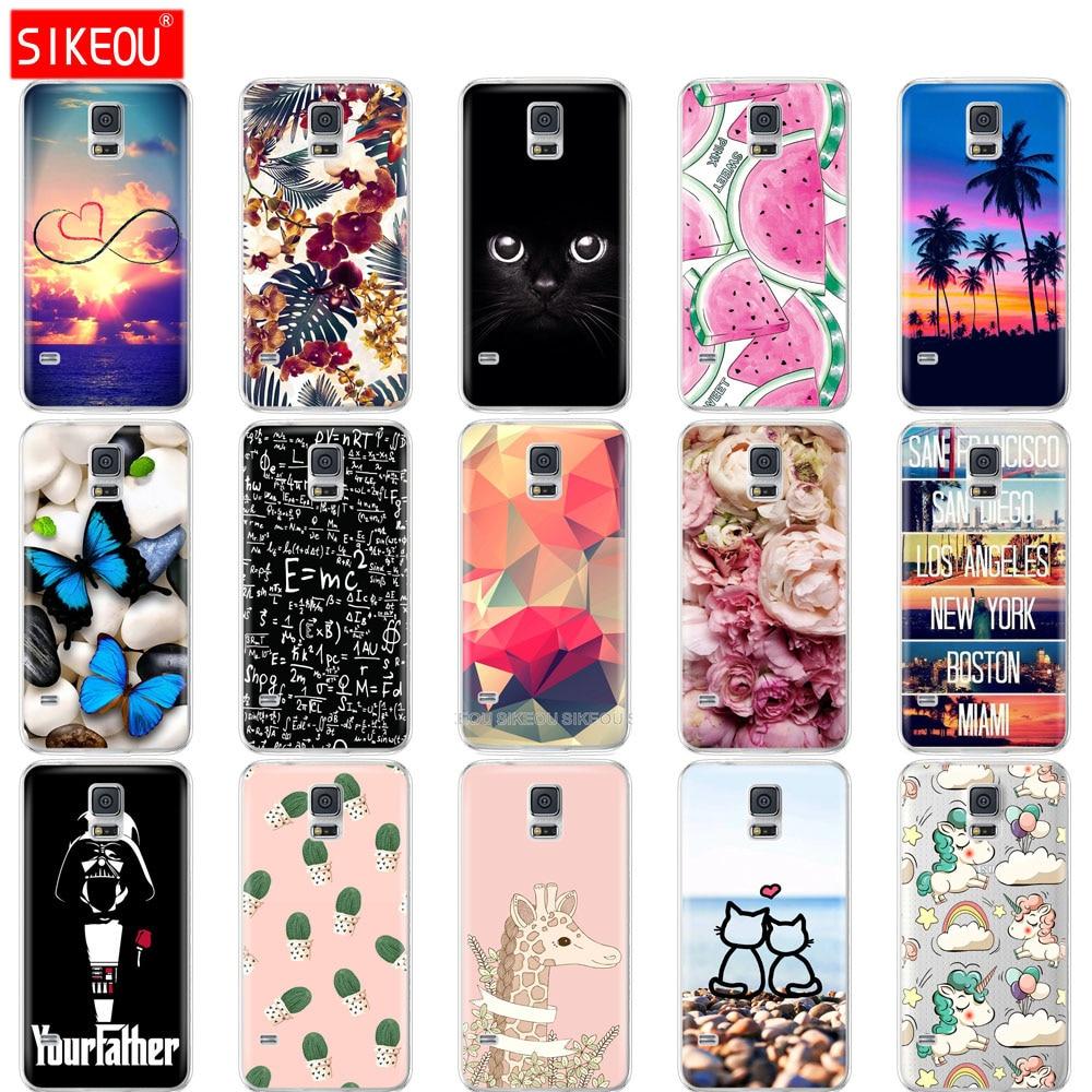 Coque Galaxy S5 Mini Girl Manga 5