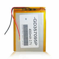 357090 3.7V 4000mAh Rechargeable Li-Polymer Li-ion Battery For Digma Plane 7557 4G PS7171PL 7700B 4G PS7009ML S7.0 3G PS7005MG