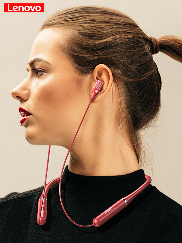 Original Lenovo XE66 (QE66 ) Earphone Wireless Bluetooth 5.0 Headphone IPX5 Waterproof Sport Headset With Mic Noise Cancelling