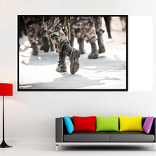 DIY Diamond Embroidery Soldier Army Diamond Painting Cross Stitch Rhinestone Full Square Drill Diamond Mosaic Decor momoart diamond embroidery tree diamond mosaic landscape diy diamond painting full drill square rhinestone wall decoration