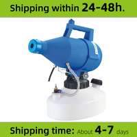 MG Portable Electric Sprayer thermal fogger machine disinfection Atomizer Suitable for Farm Hotel School Courtyard