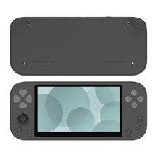 Console de jeux vidéo portable X20 LIFE, écran de 5.1 pouces, rétro, pour enfants, prenant en charge 2 joueurs et TV, 2500MAh, 8 go