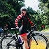 2019 macaco macacão feminino triathlon ciclismo terno profissional bicicleta corrida verão terno 9d almofada de condensação manga longa 8