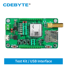 Test Kit Board B3 B5 B8 frequency band USB NB-IOT Module Narrowband Support Cloud Platform CDEBYTE EA01-S-TB for EA01-S