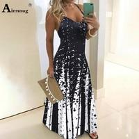 Женское платье с бантом в стиле бохо размера плюс, 4xl, 5xl, 2020