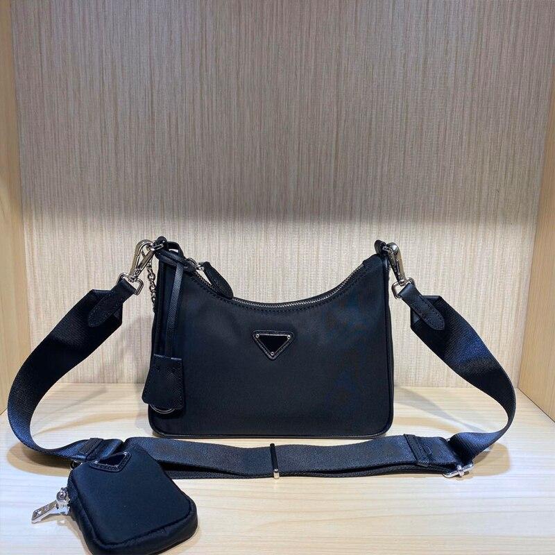 Luxury Brand Singl Bag 2019 Women Fashion Designer Handbags High Quality Crossbody Bags Brand Chains Canvas Totes Free Shipping