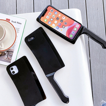 Soft 3D Kitchen Knife Phone Case for Huawei P30 P40 Pro Case