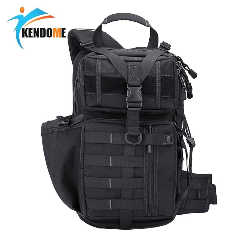 qualidade superior esportes ao ar livre tatico mochila para acampamento caminhadas escalada mochila saco de ombro