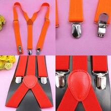 Подвеска для взрослых, ремешки, регулируемые эластичные y-образные мужские подтяжки с клипсой, 3 зажима, штаны, подтяжки для женщин, ремешки для ремня
