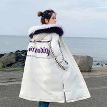 Winter Coat Women Thick Jacket Womens Hooded Warm Parkas Parka Hight Quality Plus Size Female