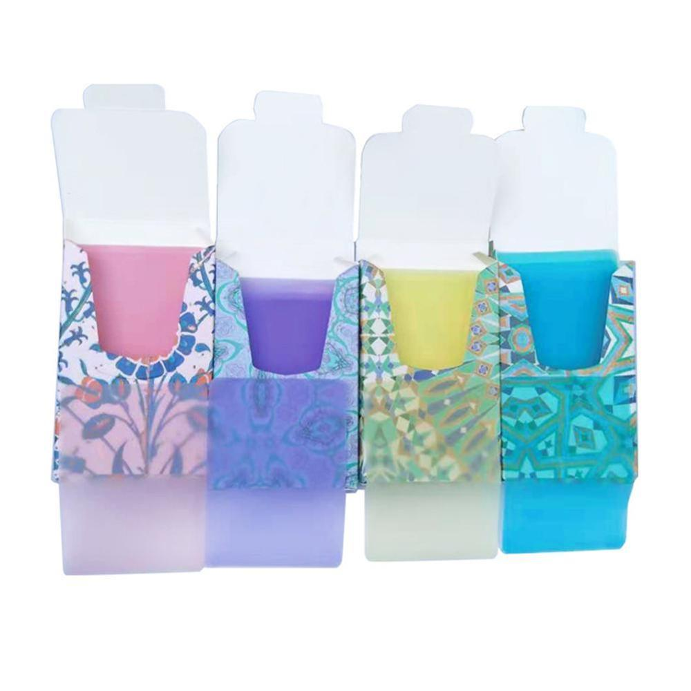 25 Sheets Use Anywhere Portable Outdoor Travel Soap Paper Scented Slice Skin Washing Hand Washing Moisturizing Cleaning