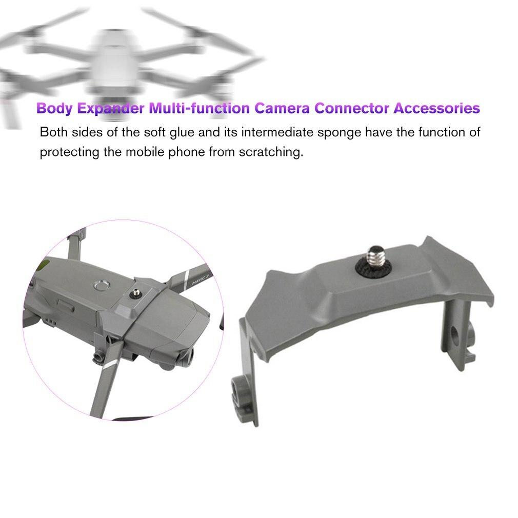 Body Expander Beugel Verbinding Houder multifunctionele Camera Connector Adapter Camera Accessoires Voor DJI MAVIC 2 - 3