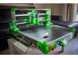 RS-CNC32, созданная Romaker, без печатных деталей