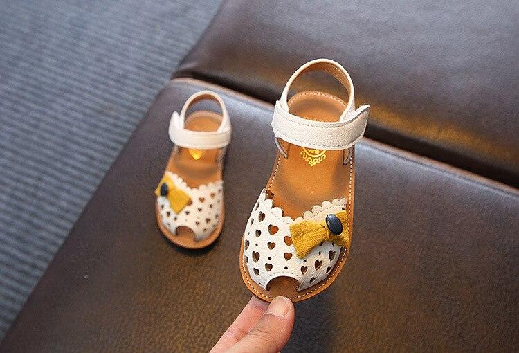 Sapatos de Verão 2019 das Crianças Novas